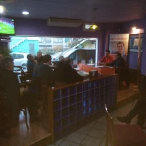 Ciudadanos Cantabria celebra un nuevo café ciudadano