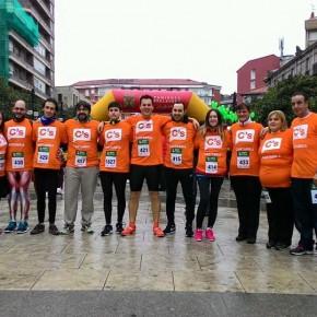 Ciudadanos Cantabria participa en la Carrera contra el Cáncer