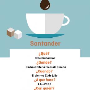 Café Ciudadano en Santander