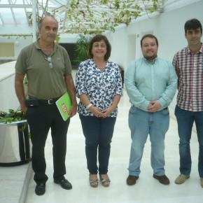 Ciudadanos (C's) se reunió con USO para analizar la situación socio-laboral de Cantabria