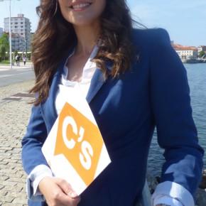 Ciudadanos (C's) de Guriezo pide medidas para evitar la alta velocidad de los vehículos en la carretera de la Plaza de la Chiquita