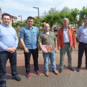 Ciudadanos de Camargo se reunirá el miércoles con el equipo de Gobierno municipal