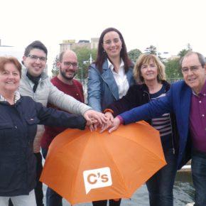 Graciela Gómez, elegida coordinadora de la Agrupación de Ciudadanos de Santander