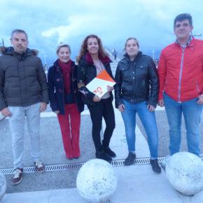 Lidia Laso, elegida de nuevo coordinadora de la Agrupación de Ciudadanos de Santoña
