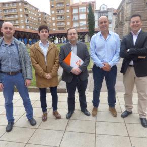 Agustín Prieto, elegido de nuevo coordinador de la Agrupación de Ciudadanos en Torrelavega