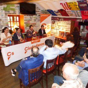 """González y Vielva: """"Ciudadanos apoya propuestas de todos los grupos políticos ya que apuesta por la gobernabilidad de las instituciones"""""""
