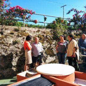 Ciudadanos de Santander anuncia la finalización de la reforma del lavadero de la calle Bolado, en Monte