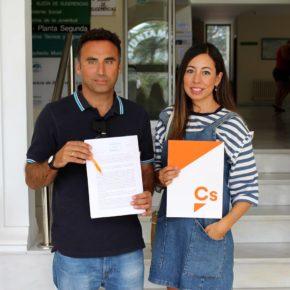 Ciudadanos de Suances solicitó información sobre la calidad del agua en las playas de La Ribera, Riberuca y La Concha
