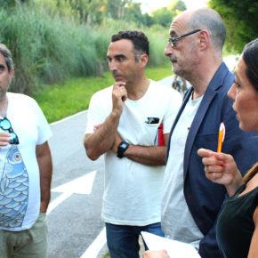 Ciudadanos de Suances reclaman explicaciones sobre la situación ambiental de la ría Saja-Besaya