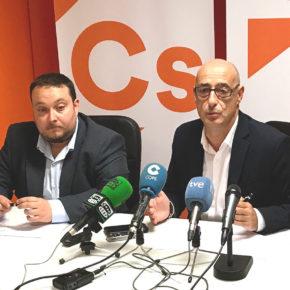 """Cs muestra su """"decepción"""" con el PSOE Cantabria por no apoyar la declaración a favor de los cuerpos de seguridad del Estado en Cataluña"""