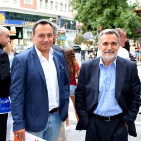 Cs Santander critica el caos circulatorio que están generando las obras del Metro TUS en el centro de la ciudad