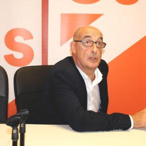 """Félix Álvarez: """"Nos encontramos de nuevo ante la incapacidad del Gobierno de Cantabria para crear empleo de calidad"""""""