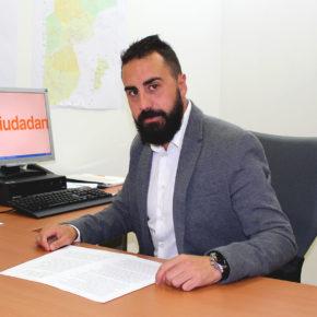 Ciudadanos Bezana solicita al Ayuntamiento que recupere los columpios del parque de la Escuela de Música