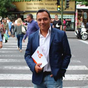 Cs Santander solicita al Ayuntamiento que restablezca los aparcamientos gratuitos para motos eliminados en el centro de la ciudad