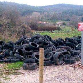 Cs Piélagos denuncia el abandono descontrolado de neumáticos en Zurita y alerta del peligro que supone no retirarlos