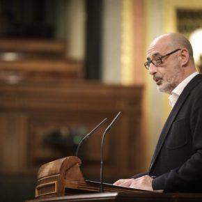 Félix Álvarez señala que el bipartidismo con su incapacidad para modificar situaciones de privilegio obligó a Cs Cantabria a liderar la eliminación de aforamientos
