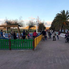 Cs Suances denuncia que los parques infantiles del municipio están desbordados y piden la creación de nuevos espacios