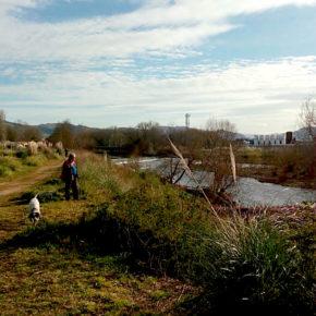Cs Torrelavega propone recuperar la margen derecha del río Besaya para aprovechar el espacio como zona de esparcimiento