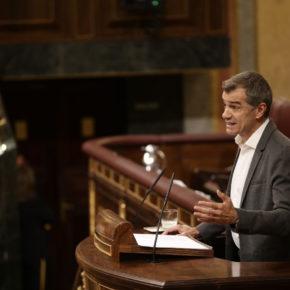 Toni Cantó y Félix Álvarez participan el sábado 23 en Santander en el acto 'El reto de la regeneración: nuevas formas de estar en política'