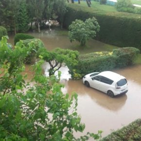 Cs San Vicente de la Barquera pide que se subsane el problema de canalización de aguas tras las últimas inundaciones