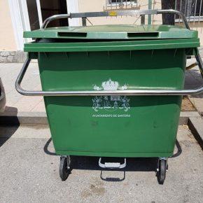 Cs Santoña muestra su satisfacción porque el Ayuntamiento haya accedido a instalar contenedores con palanca