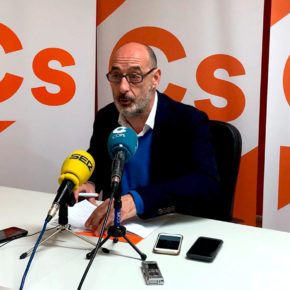 """Cs Cantabria califica de """"vergonzoso"""" el tweet de Miguel Ángel Revilla criticando la operación que la Guardia Civil desarrolla en Turieno"""