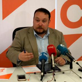 """Rubén Gómez: """"Los cántabros se merecen un Gobierno que respete nuestras necesidades y reivindique lo que nos corresponde"""""""