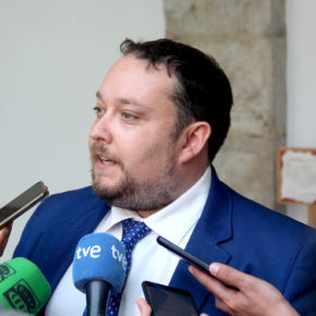 """Rubén Gómez: """"El Gobierno de Cantabria debe garantizar la calidad y viabilidad del servicio que presta en los centros de dependencia"""""""