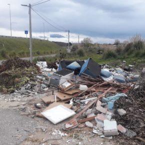 """Cs Santander sostiene que la """"desidia"""" del Ayuntamiento se encuentra detrás de los vertederos incontrolados de la zona norte"""