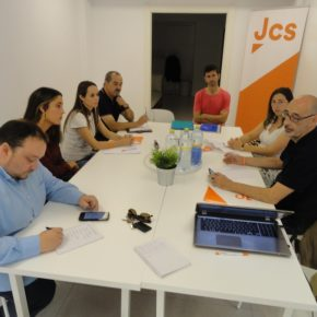 Félix Álvarez se reúne con los coordinadores de Asón-Trasmiera para abordar temas que afectan a sus municipios