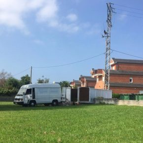 Cs Santa Cruz de Bezana insta al Ayuntamiento a regular el uso de los contenedores dedicados a recoger restos de podas y limpieza de jardines