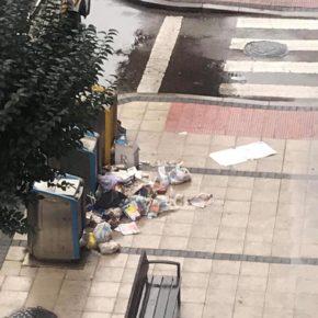 """Cs Santander critica que el Ayuntamiento busque solucionar la """"pésima gestión"""" del servicio de basuras a través de sanciones"""