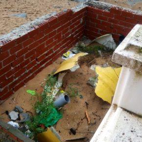 """Cs Santander solicita al Ayuntamiento que acondicione el acceso a la Playa de Mataleñas """"lo antes posible"""""""