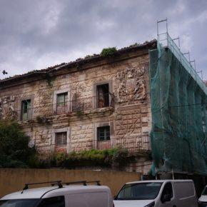 """Cs señala que el Palacio de Chiloeches """"es un patrimonio que todos los vecinos de Santoña queremos conservar"""""""
