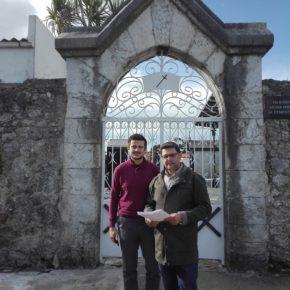 Cs propone la ampliación del cementerio de El Astillero ante la escasez de nichos individuales