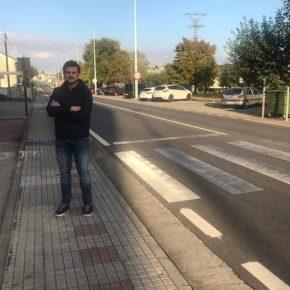 Cs insta al Ayuntamiento de El Astillero a buscar soluciones para acabar con los problemas de seguridad vial en Guarnizo