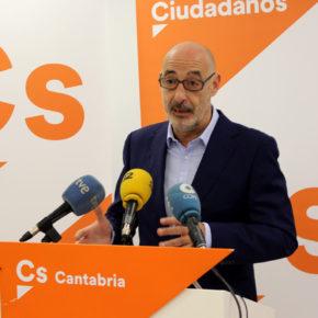 """Cs Cantabria lamenta que Podemos no se sume al procedimiento de lectura única para la Ley de Caza """"en contra de los intereses de los ganaderos"""""""