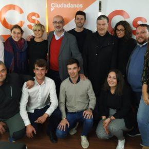 Ciudadanos Cantabria mantiene su crecimiento y suma una nueva agrupación en Laredo