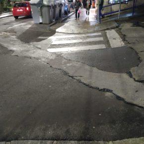 """Cs alerta de la """"peligrosidad"""" que existe al cruzar """"gran cantidad"""" de pasos de peatones en Santander"""
