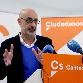 """Félix Álvarez sobre los PGE: """"Le pedimos al señor Revilla que no tolere este desprecio hacia los cántabros"""""""