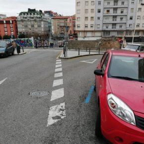Cs apuesta por mejorar el tránsito peatonal y de vehículos en la calle Canalejas de Santander