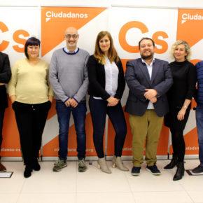 """Ciudadanos presenta a la nueva agrupación de Miengo, """"un paso más"""" en la implantación territorial en Cantabria"""