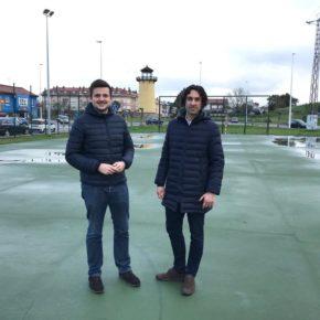 """Cs denuncia un """"nuevo despilfarro"""" de dinero público por parte del alcalde para reparar la """"chapuza"""" de la pista de San Isidro"""