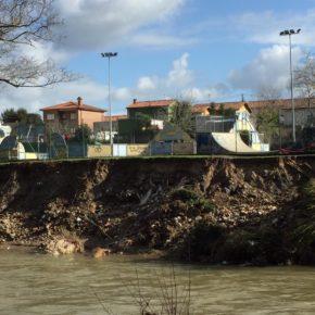 """Cs denuncia que la estructura del pabellón polideportivo de Santiago de Cartes """"sufre daños visibles"""""""