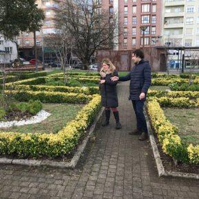 Cs apuesta por ampliar en parque infantil de La Planchada dentro de un plan de mejora de la calidad del vida del barrio