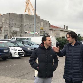 """Cs propone ampliar el aparcamiento de Feve en Astillero """"para dar respuesta al crecimiento de la zona"""""""