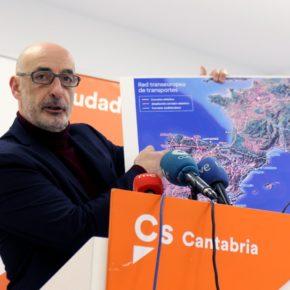 """Félix Álvarez: """"Lo que han hecho PP, PSOE y PRC es dejar a Cantabria absolutamente aislada del Corredor del Atlántico"""""""