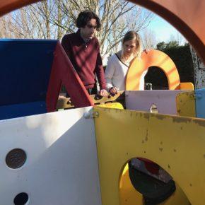 Cs apuesta por crear una partida económica específica para el mantenimiento de los parques infantiles