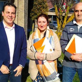 Ciudadanos suma un nuevo grupo local en Reinosa