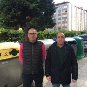 Cs apuesta por soterrar los contenedores de basura de Camargo para mejorar la limpieza vial y economizar costes